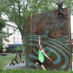 Visiting the Dr Seuss Memorial Sculpture Garden