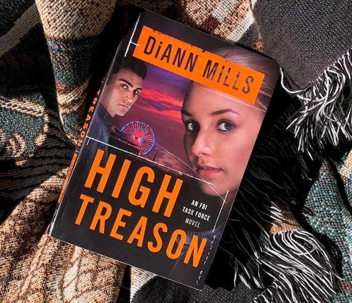 High Treason Book Feature