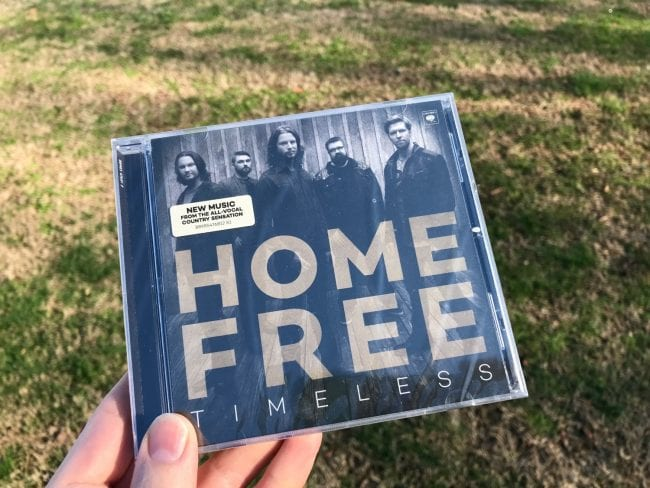Home Free Timeless CD