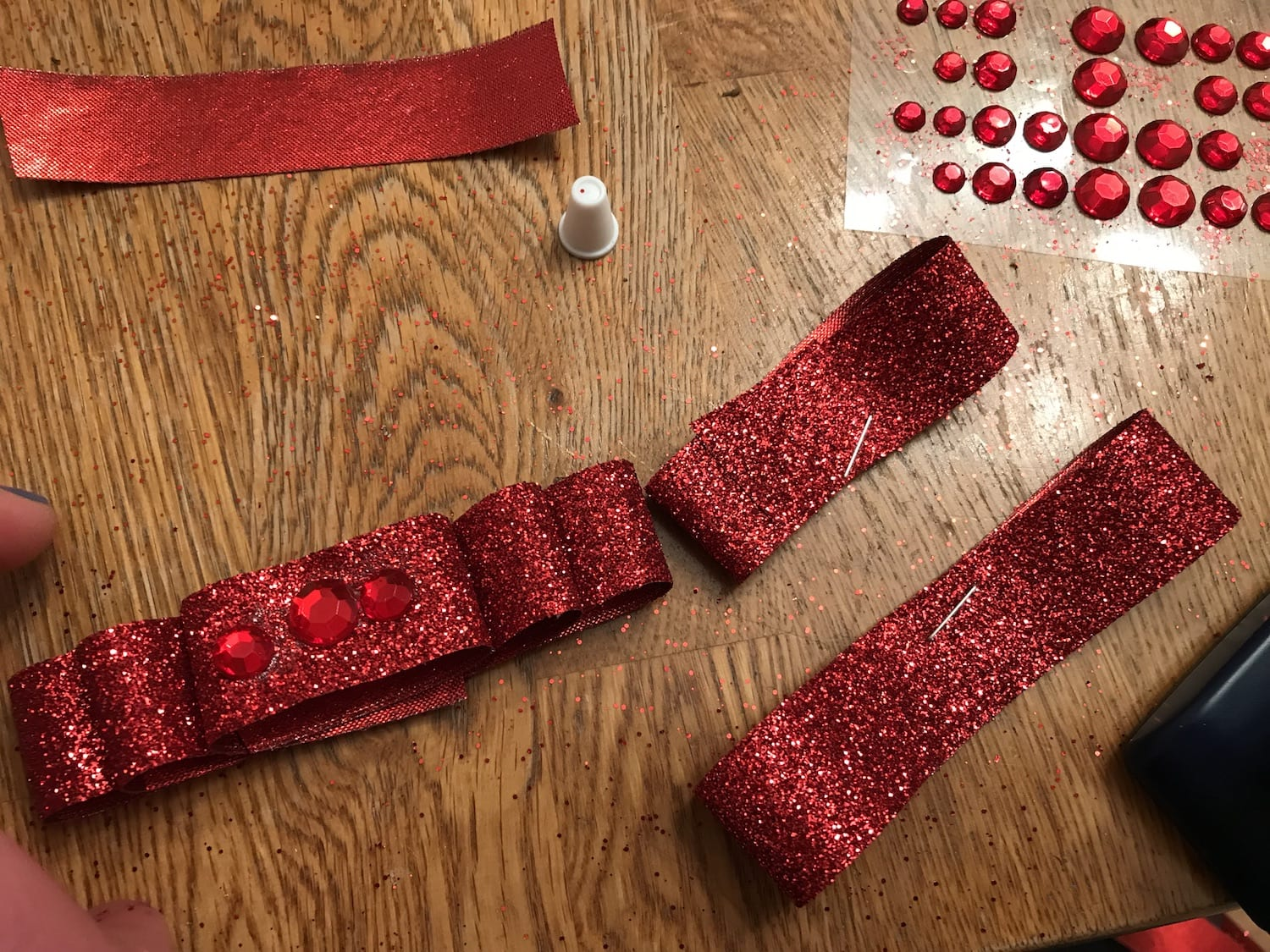 ribbon for Ruby slippers