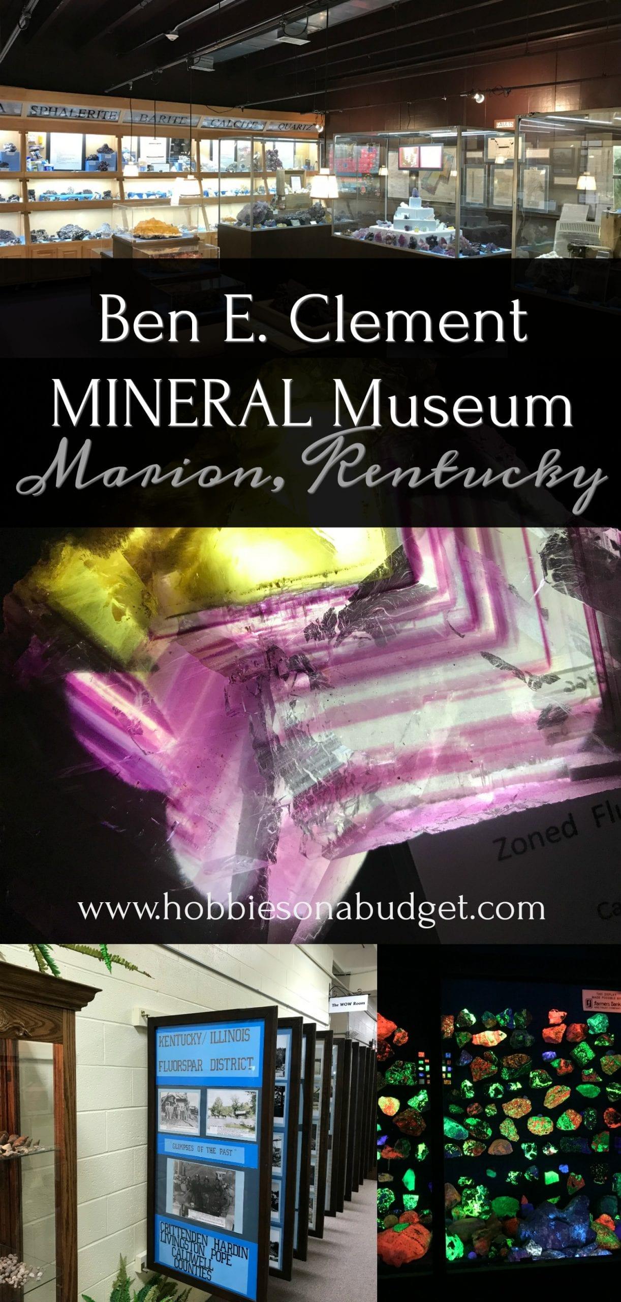 Ben E. Clement Mineral Museum