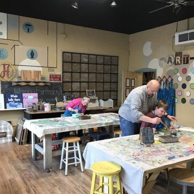 MAKE Paducah:  Explore your Creative Side