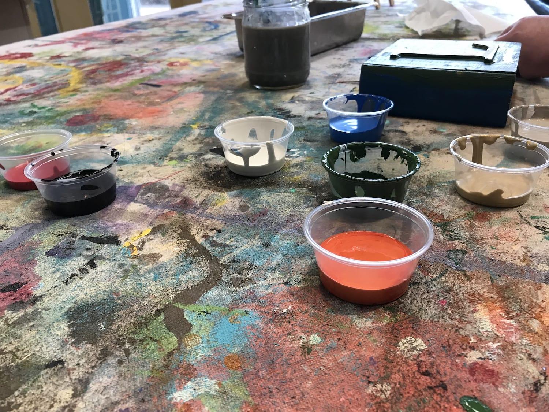MAKE Paducah paint supplies