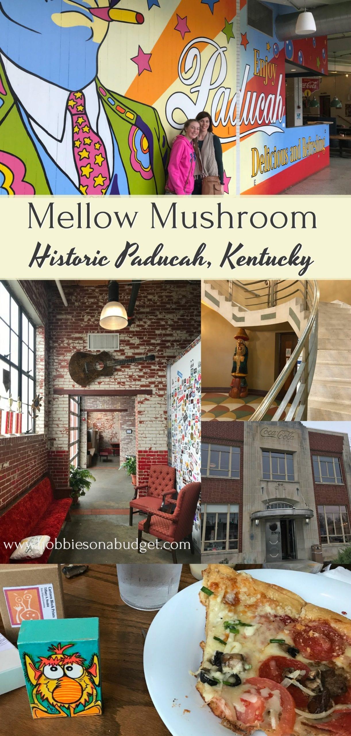 Mellow Mushroom Historic Paducah