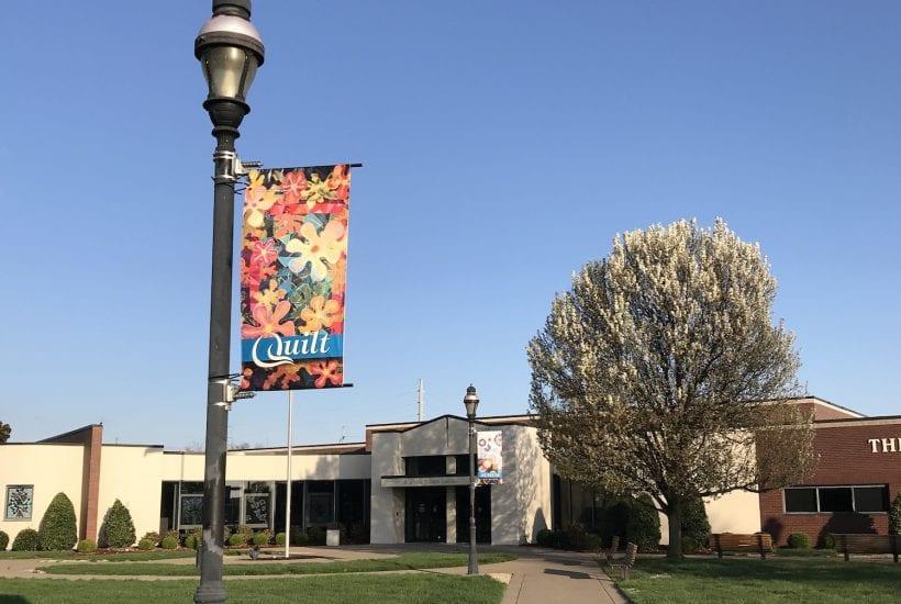 National Quilt Museum Paducah Kentucky