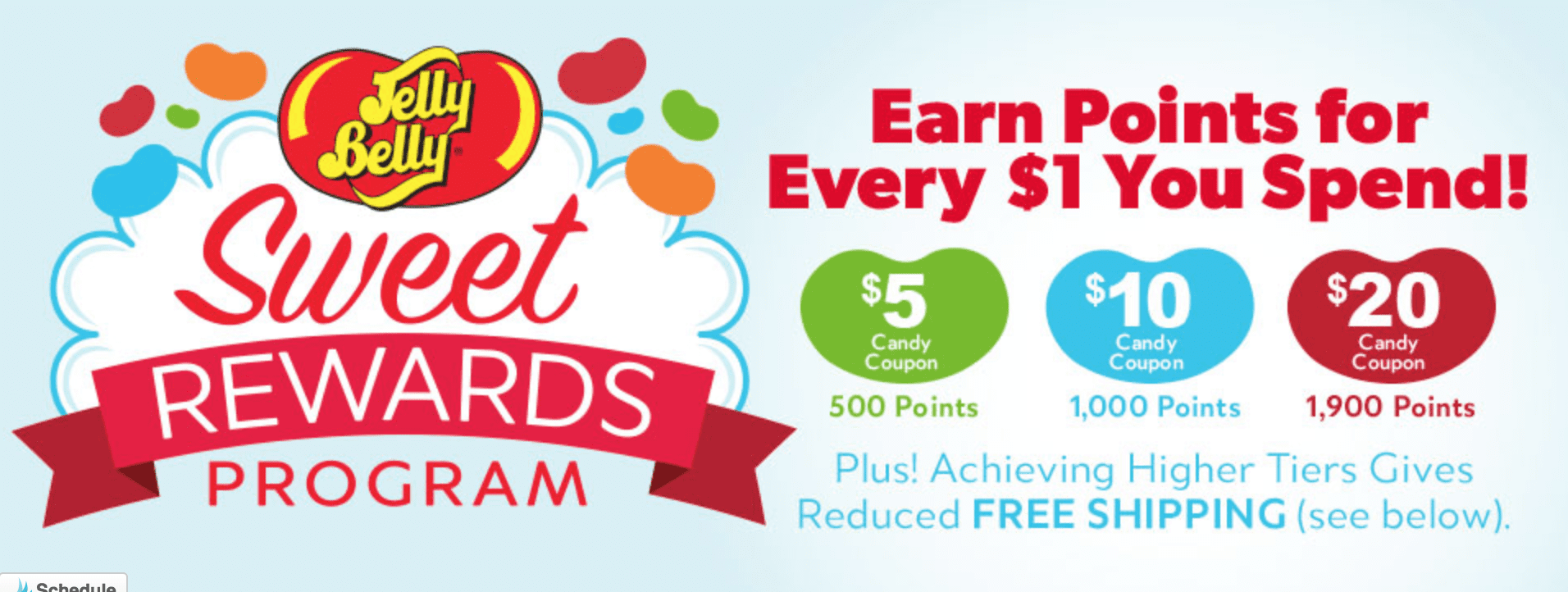 Sweet Rewards Jelly Belly
