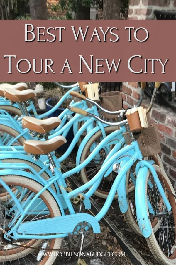 There are many ways to tour a city. If you are planning a city trip and looking for some options other than doing your own driving, here are some fun ways to consider and of course, some tips to help make your city tour the absolute best experience ever!  #travel #citytour #vacation #traveltips #tips #roadtrips