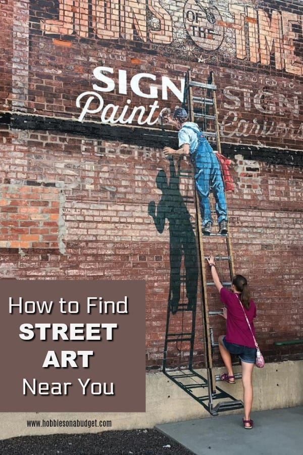 How to Find Street Art Near You