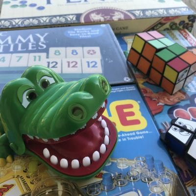 Family Game Night Favorites