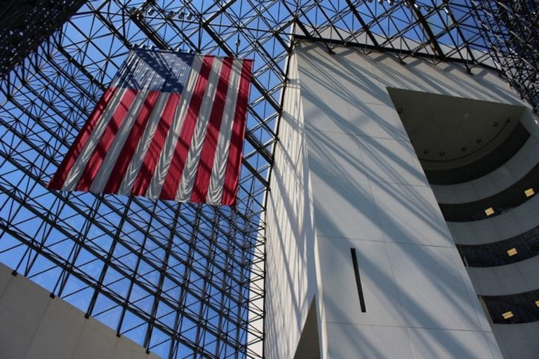 Visiting the JFK Library & Museum
