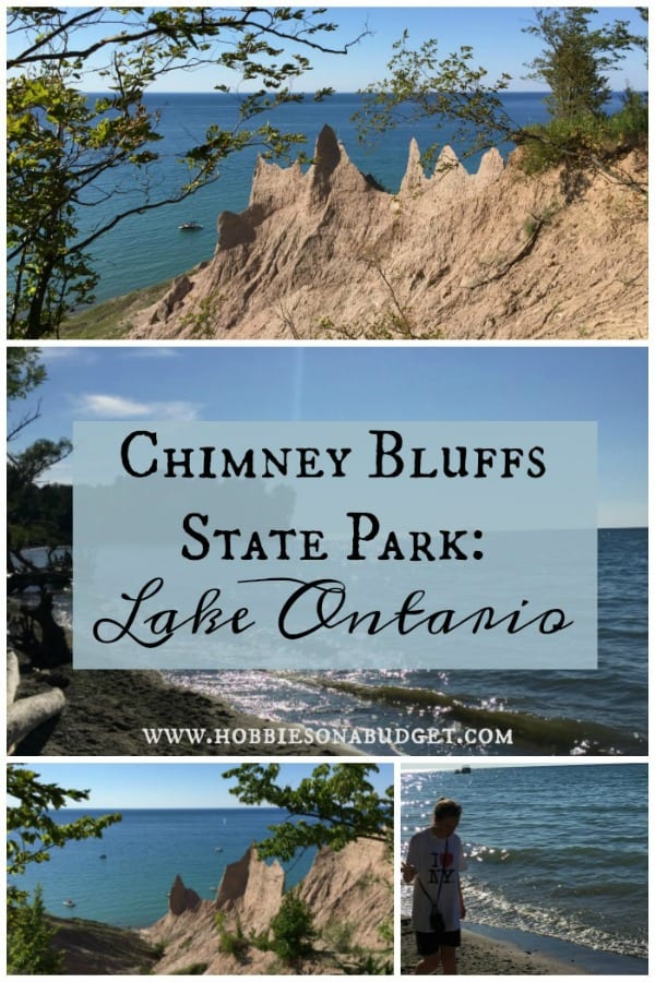 Chimney Bluff State Park Lake Ontario New York