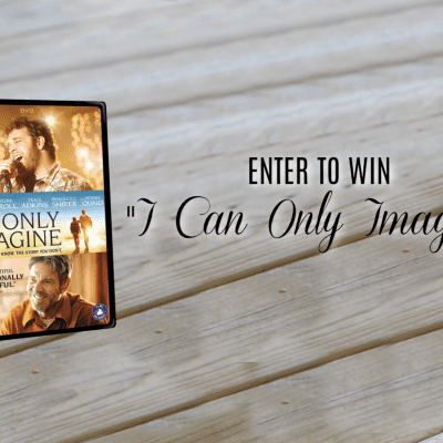 I Can Only Imagine DVD Giveaway