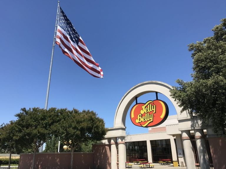 Jelly Belly Factory Tour – Fairfield, California