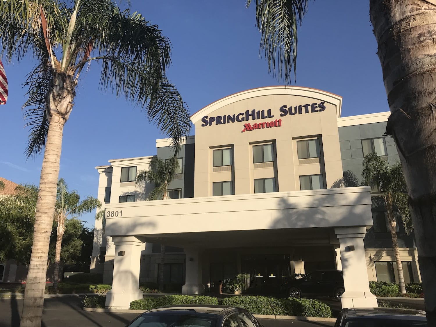 SpringHill Suites Bakersfield CA