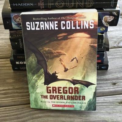 Fantasy Teen Book: Gregor the Overlander