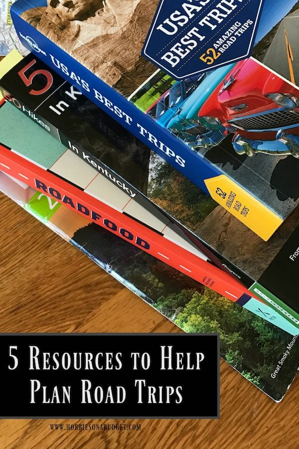 resources to help plan road trips