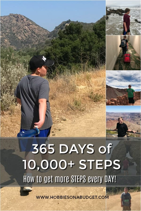 Getting 10,000 steps a day on your Fitbit is not a magic number that will make you healthy. But what it does for you is to make you aware of your activity level.  If you are looking for ways to increase your steps each day and walk toward a healthier lifestyle, we've got some tips for you! #fitbit #exercise