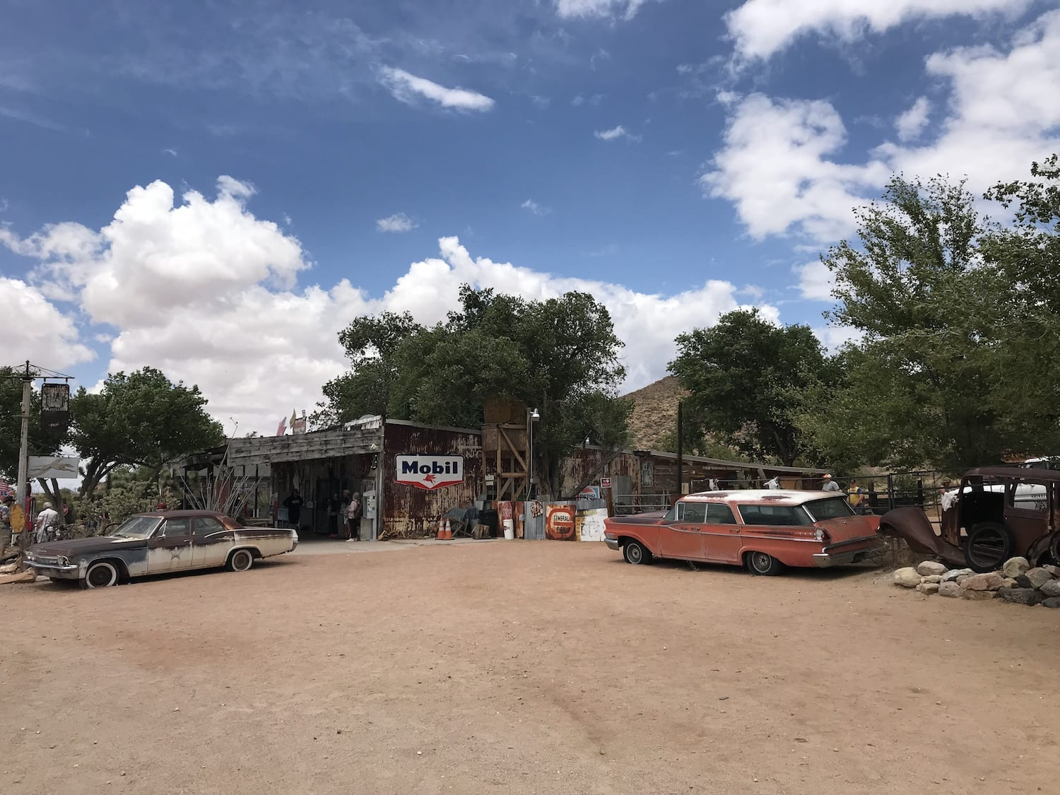 Hackberry General Store Route 66 Arizona