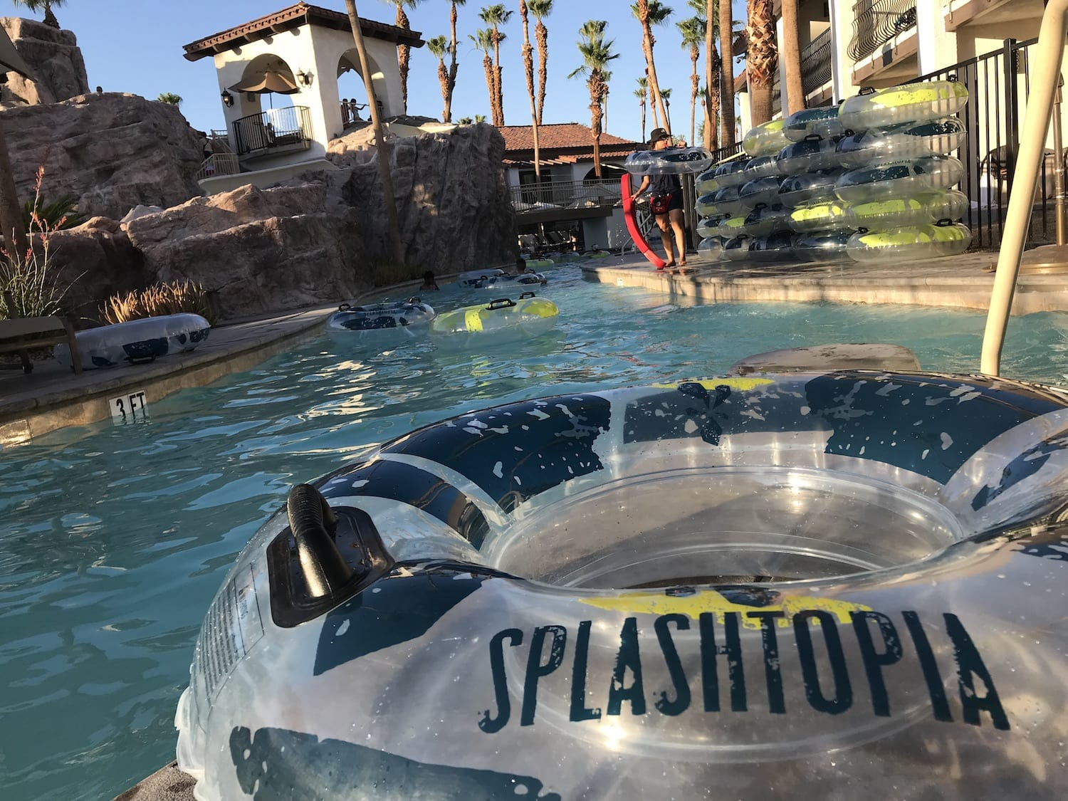 Splashtopia at the Omni Resort