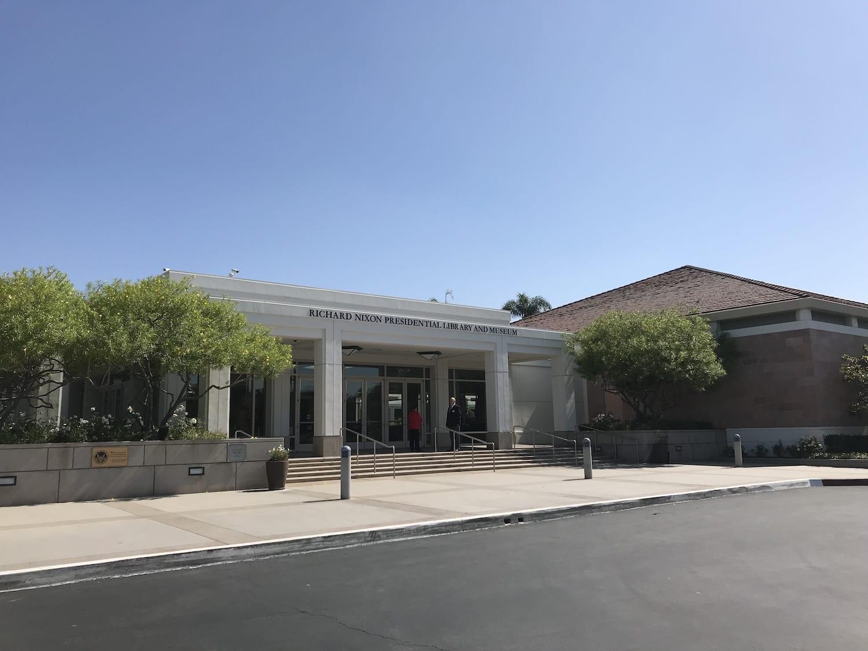 Nixon Presidential Library & Museum