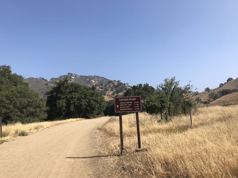 Mash Site Hike