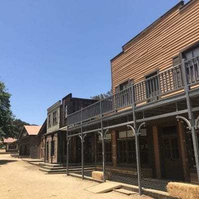 Paramount Ranch: Where Movies are Made