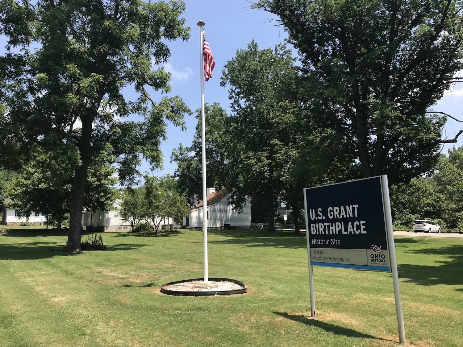 Grant Birthplace Home
