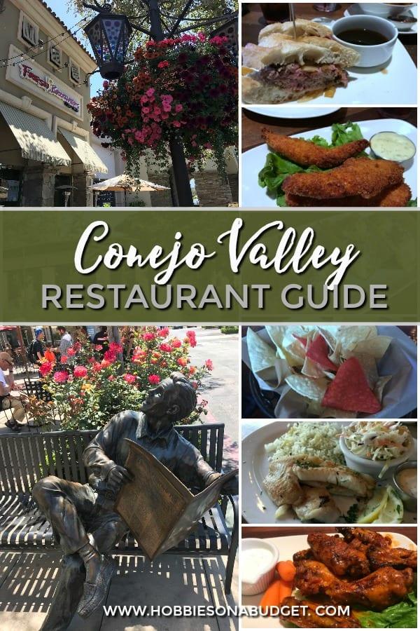 Restaurant Guide Conejo Valley