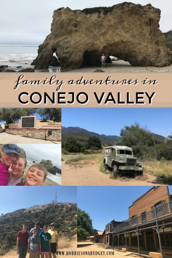 family adventures in Conejo Valley