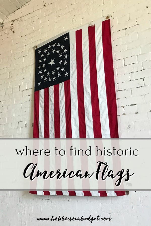Where to Find Historic American Flags