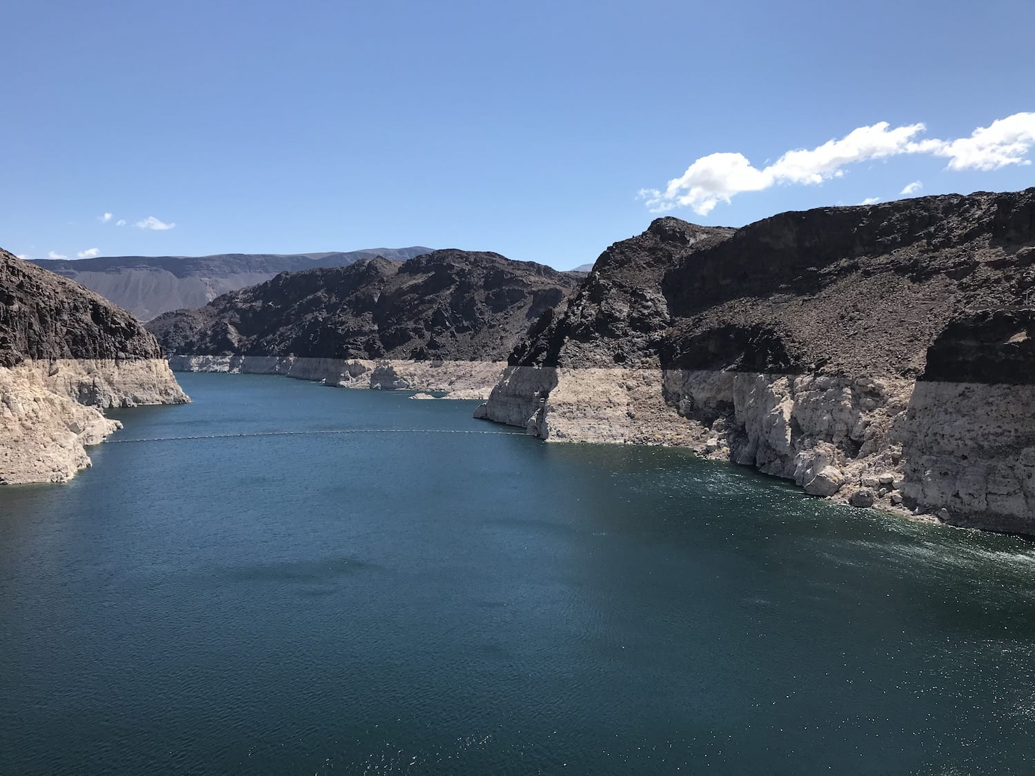 Colorado River from Hoover Dam