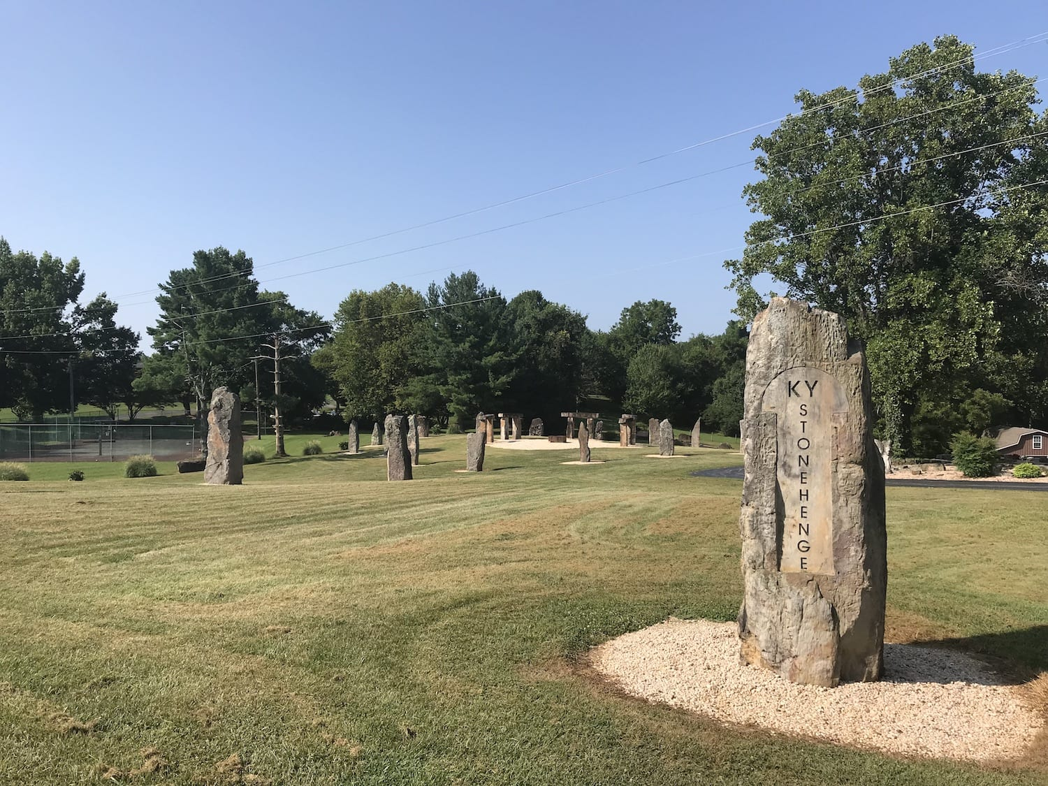 Kentucky Stonehenge Mundfordville, Kentucky