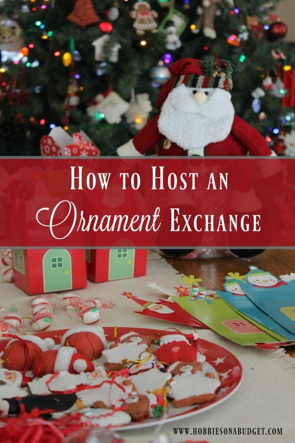 One of the most popular gift exchange ideas during the Christmas holidays is an ornament exchange. There are many variations for gifting ornaments, but one fun way is to host an ornament exchange party!