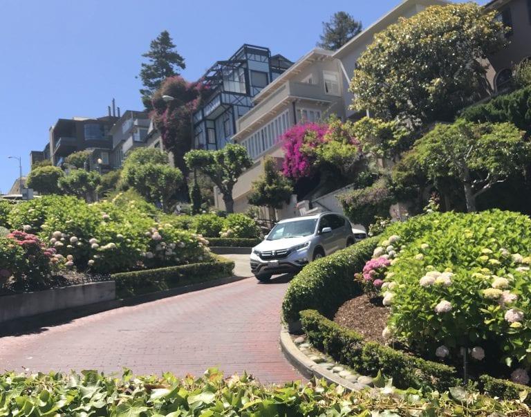 Ready to Climb Lombard Street?