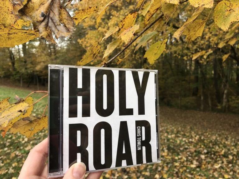 "Chris Tomlin ""Holy Roar"" CD Release"