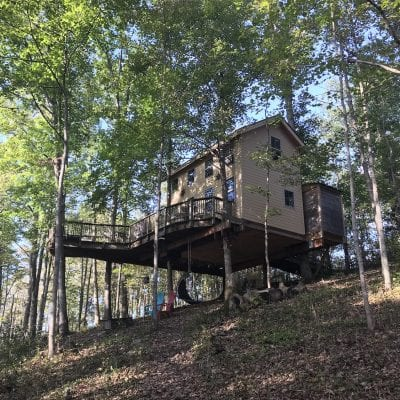 10 Things to Know when you stay in a Treehouse