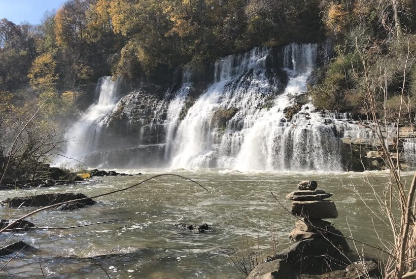 Twin Falls Rock Island State Park