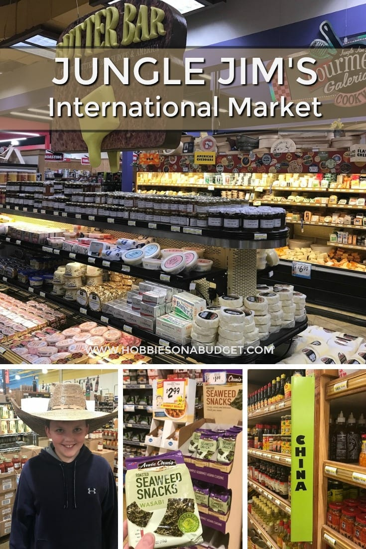 Jungle Jim's INTERNATIONAL MARKET CINCINNATI