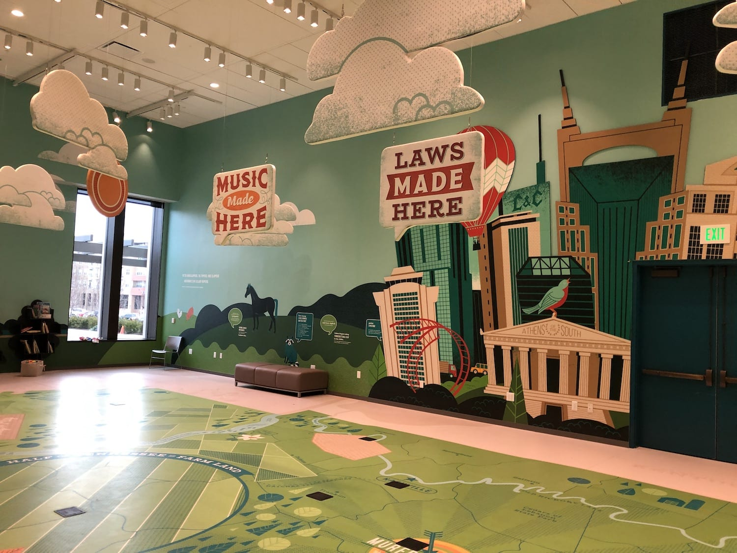 Children's Museum Tennessee State Museum