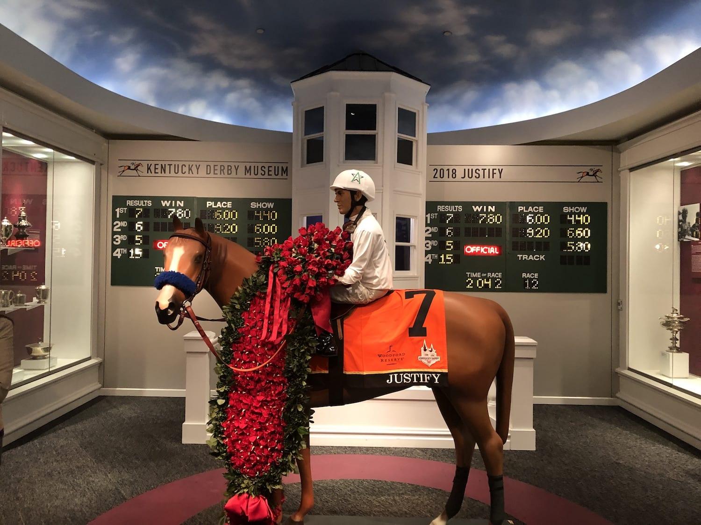 Kentucky Derby Museum Churchill Downs Louisville KY