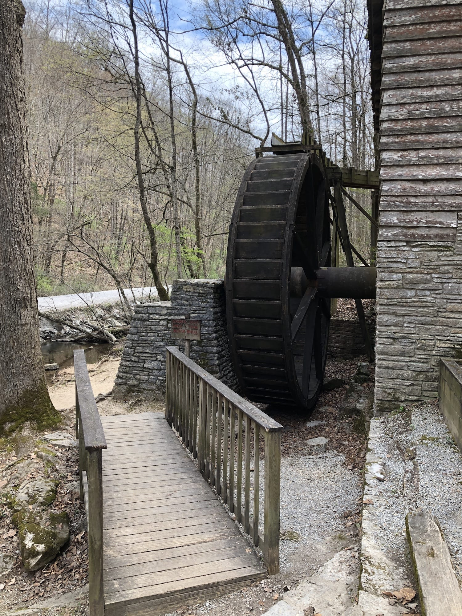 Rice Gristmill