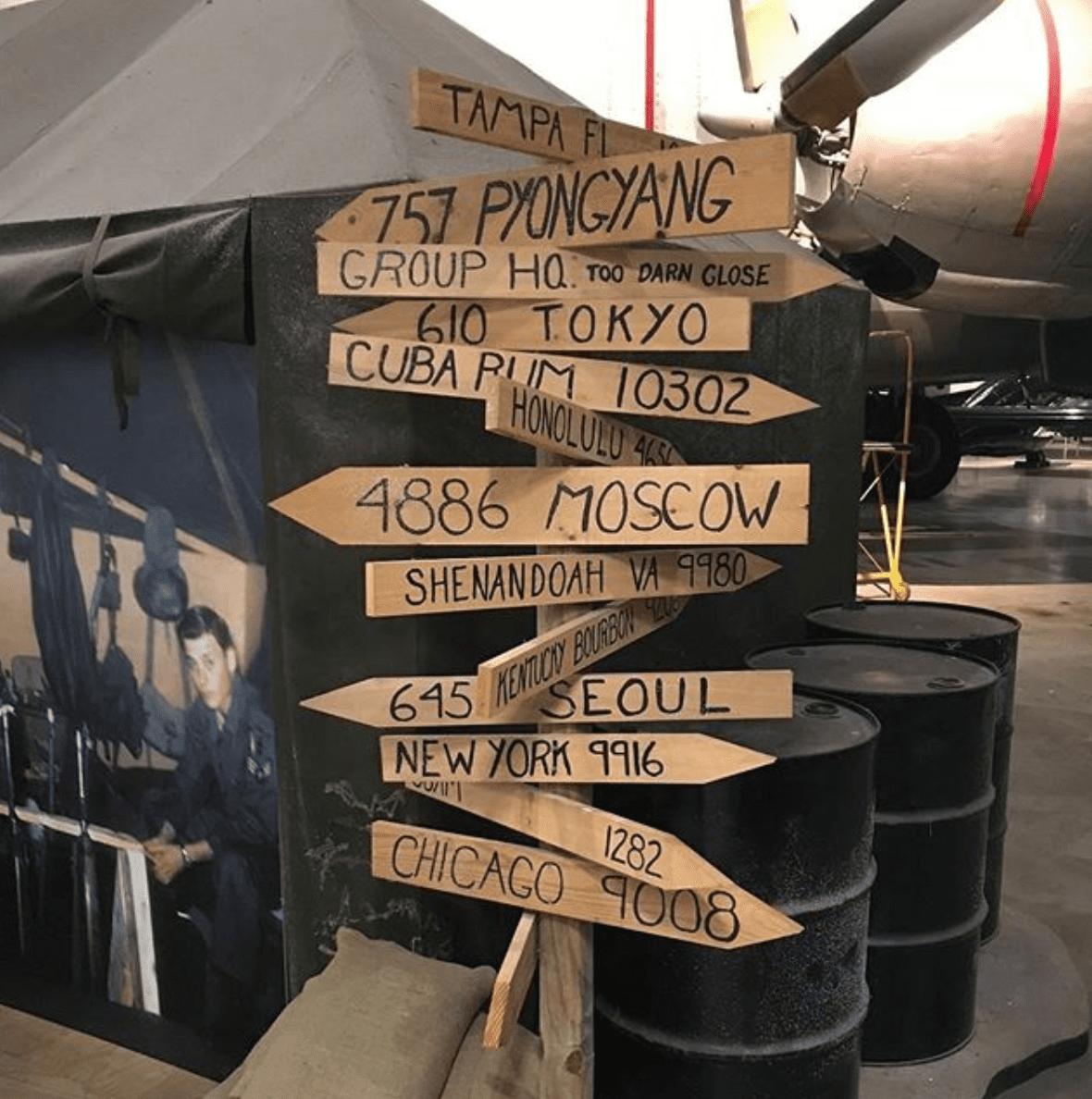 Dayton USAF Museum