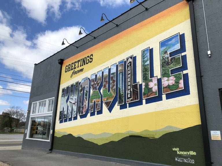 Greetings From Murals in Cities Near You
