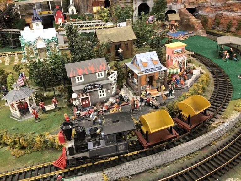 Crossville Model Railroad Club, Tennessee