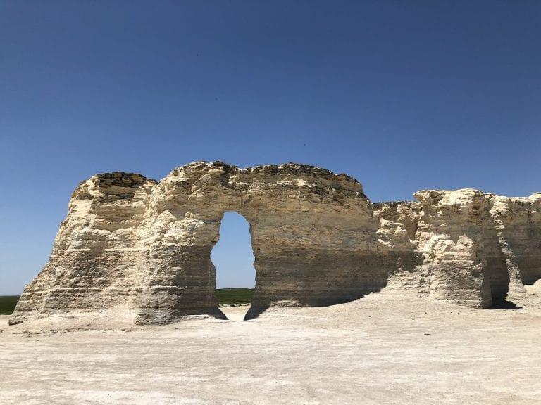 10 Things to Know Monument Rocks, Kansas