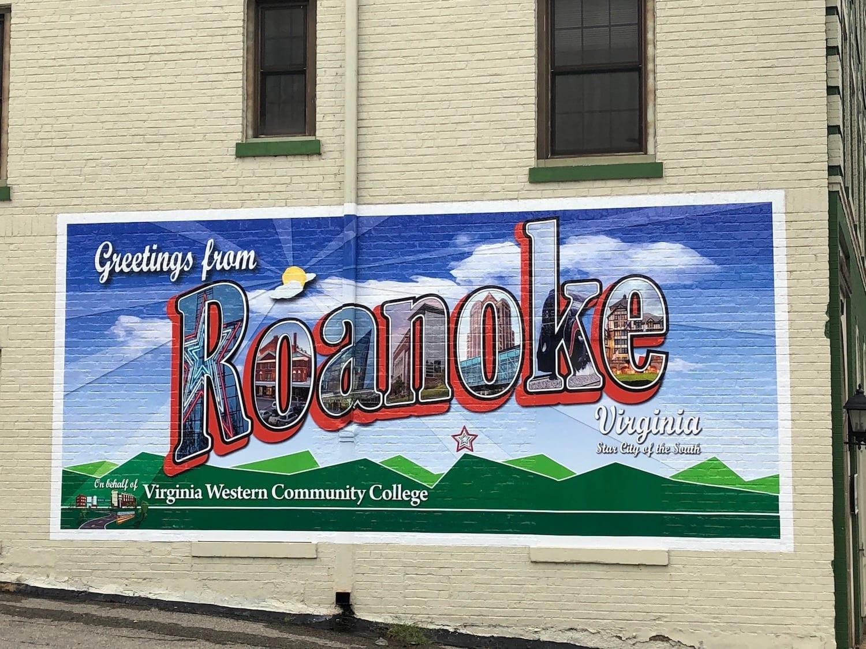 greetings from roanoke virginia