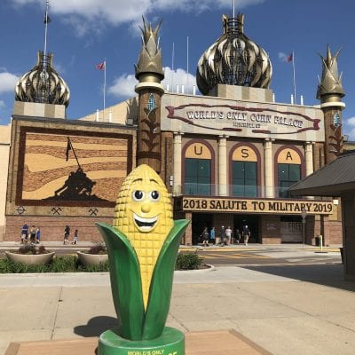 Things to Know: World's Only Corn Palace