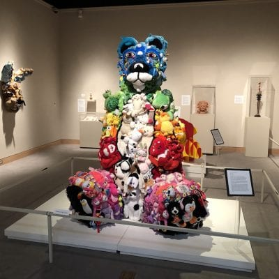 Peninsula Fine Arts Center: Toy Exhibition
