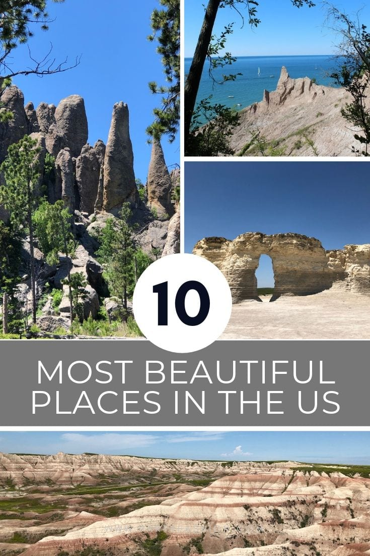 10 Most Beautiful Places In The Us Hobbies On A Budget