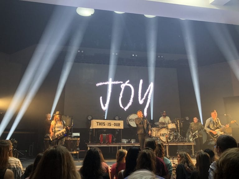 What to Expect at a Rend Collective Concert